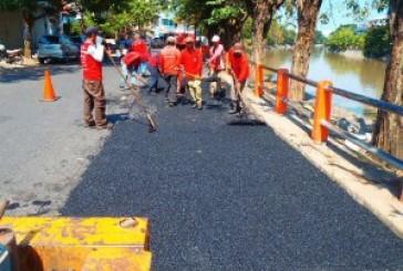 DBMP Surabaya Harus 'Berjibaku' Merehab Jalan