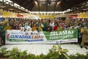 Surabaya Green & Clean, Kampung Bersih, Mandiri Olah Limbah Dan Sanitasi RT