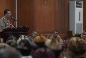 Gelar Rakor Graha Sawunggaling, Antisipasi Peristiwa Tolikara
