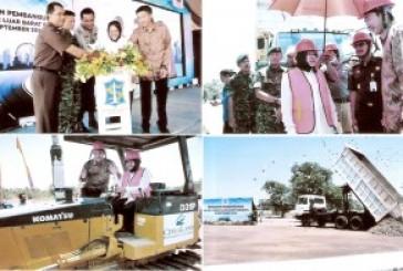 Pembangunan JLLB Ditarget Dua Tahun, Didukung 8 Pengembang