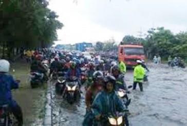 Antisipasi Hujan Deras Dan Banjir  Satlak PB Optimalkan Rumah Pompa