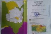 STOP PERS  :  Peta Lahan Perkebunan CV. Joni Pranata Di Jawa Timur