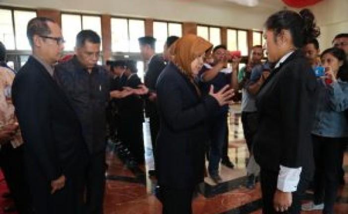 Mutasi Lagi, Anna Fajriatin Promosi Jadi Camat Jambangan