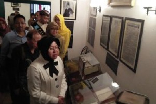 Rumah Pahlawan HOS Tjokroaminoto Dimuseumkan