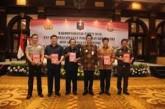 Pakde Karwo dan 33 Gubernur lainnya Tandatangani Perjanjian Kerjasama APIP-APH