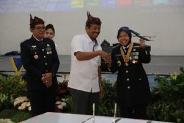 Wisudawan ATKP 'Buah' Program Bea Siswa Pemkot Surabaya