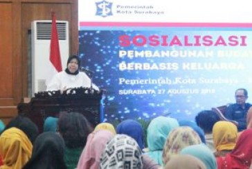 Pemkot Surabaya dan KPK Sosialisasikan Budaya Anti Korupsi Dimulai Dari Keluarga