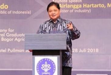 """Menperin : """"Masuk Ke Negara – Negara Maju,  Indonesia Jangan Hanya Berbasis Jasa !"""""""