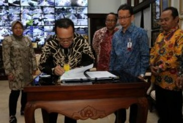 Pemkot – BPN Sepakat Gunakan Peta Tunggal Surabaya