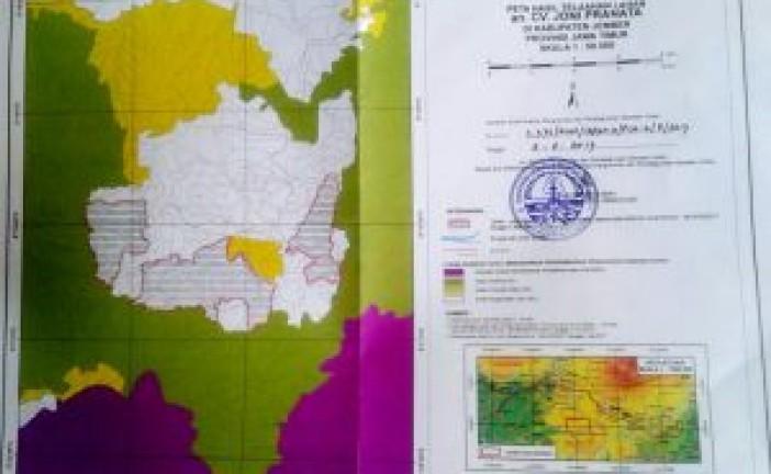 Ribuan Hektar Lahan Perkebunan PTPN XII Di Jember, Ternyata Milik CV Joni Pranata