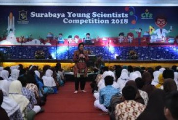 Surabaya Young Scientists Competition 2018 Ajang Lomba Karya Ilmiah Siswa SMP