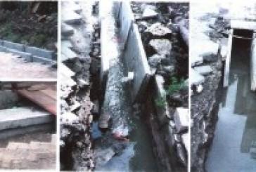 Beton U-Gutter Jl. Klakahrejo Asal Pasang Dan Berpotensi Korupsi