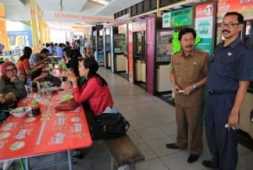 Sentra PKL Dukung Paket Wisata