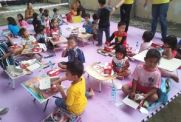 GMS Dan Warga Memupuk Cita – Cita Anak Bangsa Melalui Lomba Kreatif