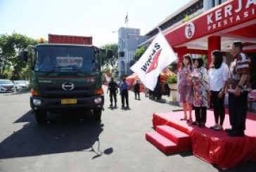 Wali Kota Risma Puji Perusahaan Yang Peduli Korban Gempa Lombok