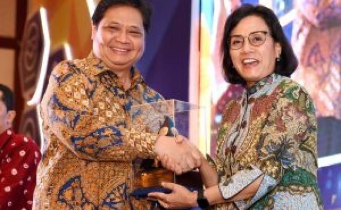 Lima Tahun Berturut – turut Kemenperin Sabet Penghargaan Opini WTP