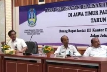 """Bob Saril : """"PLN Mendukung Kemudahan Berinvestasi di Jawa Timur""""."""