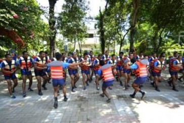 Pemkot Surabaya Gelar Pelatihan Potensi SAR Water Rescue