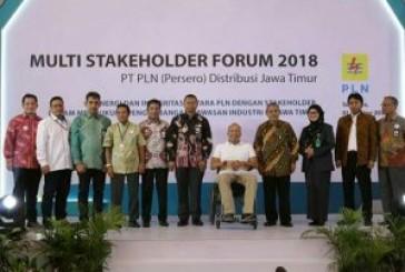 PLN Disjatim & Segenap Stakeholder, Dukung Pengembangan Industri di Jawa Timur
