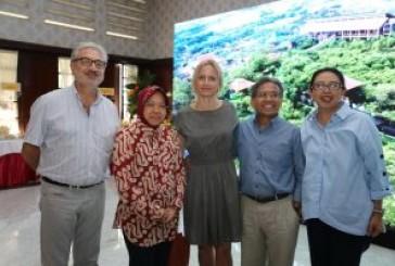 UNEP – UNO & KLH Kehutanan RI Jadikan Surabaya Study Olah Sampah