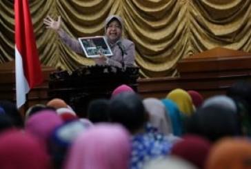 Wali Kota Risma Siap Fasilitasi Guru Untuk Tingkatkan Kemampuan Anak Didik.