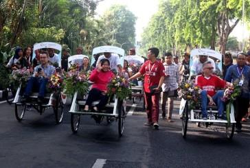 Satu Lagi Kesan Gary Millar dan Delegasi SNS Pada CFD Surabaya