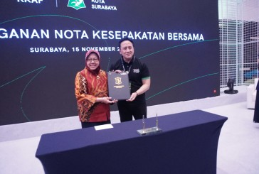 MoU Pemkot Surabaya – Bekraf Indonesia, Wadahi Ekonomi Kreatif Anak Muda Surabaya