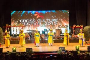 Cross Cultur 2015 - Musik Tradisional Daechwita