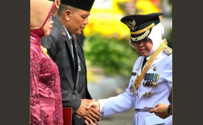 Kasatpol PP Surabaya Terpilih ASN Inspiratif se – Indonesia.