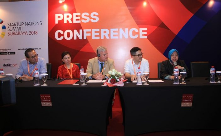 GEN Indonesia Dilaunching di Event Start Up Nation Summit 2018