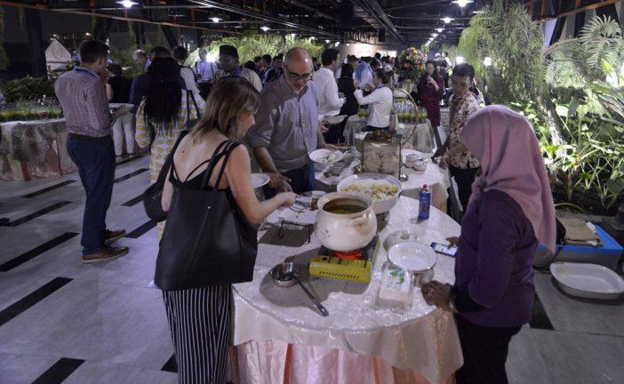 Kesan Surabaya Nan Indah Kian Melekat Di Hati Para Delegasi, Di Acara Penutupan SNS
