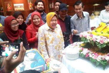 "Pesan Wali Kota Risma Di Ultah ke 57 : ""Anak – Anak Surabaya Jangan Ada Masalah Lagi !"""