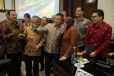 Kunjungan Dubes & Konjen RI, Ungkap Potensi Ekonomi Surabaya – Jawa Timur.