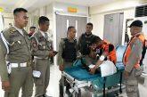 Tragedi Pembacokan Menimpa Satpol PP Saat Tugas Penertiban Pasar Keputran