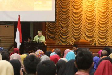 Wali Kota Risma Ingin Toko Kelontong Surabaya Survive Dan Kompetitif