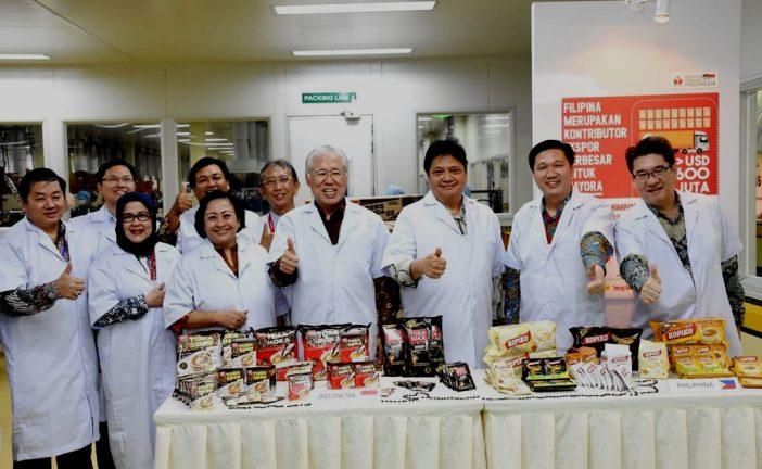 Industri Makanan dan Minuman Jadi Sektor Kampiun