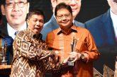 Menperin Airlangga Hartarto Raih Penghargaan ObsessionAwards 2019