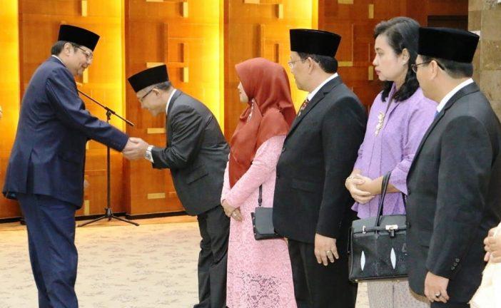 Menperin Lantik 9 Pejabat Eselon II. Demi Making Indonesia 4.0