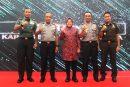 Kenangan Memerangi Teroris, Warnai Acara Pisah – Sambut Kapolrestabes Surabaya