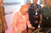 Puskesmas Berlantai Tiga Di Perkampungan Padat, Diresmikan Wali Kota Surabaya