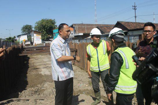 Antisipasi Musim Hujan, Box Culvert Sisi Manukan – Sememi, Surabaya  Jadi Target