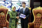 Terpesona Surabaya, Wakil Wali Kota Chengdu Ingin Jalin Sister City