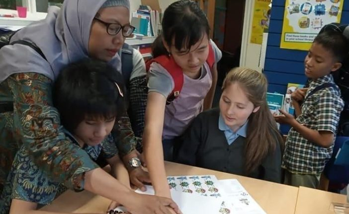 7 ABK Memulai Aktivitas Pendidikan di St. Vincent's School