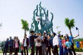 Patung Suroboyo Ikon Baru Kota Pahlawan
