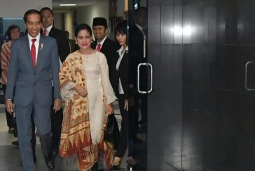 Dibezuk Presiden Jokowi Dan Ibu Iriana, Kondisi Wali Kota Risma Kian Membaik
