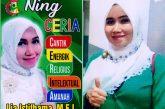 Ning CERIA Kian 'Moncer' Di Bursa Bacawali Surabaya 2020