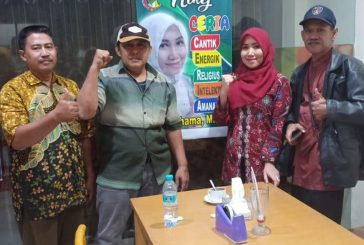 Ning Lia Istifhama Bakal Marakkan Bursa Cawali Surabaya