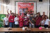 Ning Lia – Kompi, Ajak Warga Suroboyo Jaga Kepekaan Sosial, Solidaritas, Dan Tenggang Rasa.