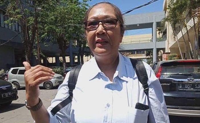Buntut Insiden AMP, Mak Susi Dipecat Dari Keanggotaan FKPPI Kota Surabaya