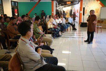 Hadapi Era Industri 4.0, Wali Kota Risma Dorong Komunitas-Komunitas Bersinergi